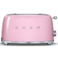 Тостер Smeg TSF02PKEU розовый