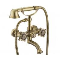 Смеситель Zorg A 2001W-BR бронза для ванны