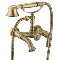 Смеситель Zorg A 200W-BR бронза для ванны