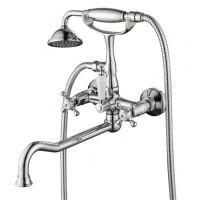 Смеситель для ванны Aksy Bagno Old 601 Chrome