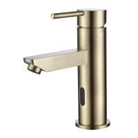 Смеситель для раковины сенсорный Aksy Bagno Sensor TL-18072 Bronze