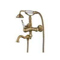 Смеситель для ванны Aksy Bagno Prestigio 701 Bronze