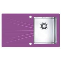 Alveus Karat 10 фиолетовое стекло, правая