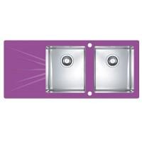 Alveus Karat 30 фиолетовое стекло, правая