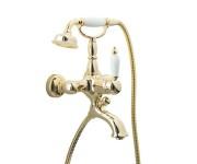 Смеситель для ванны Boheme Tradizionale Oro 283, золото