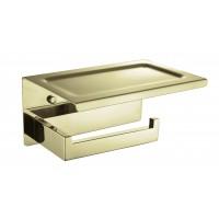 Держатель для туалетной бумаги Boheme New Venturo 10311-G