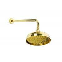 Встроенный верхний душ (20см) прямой Boheme Imperiale 411