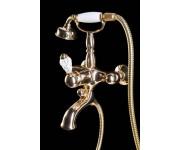 Смеситель для ванны Boheme Cristal 283-CRST