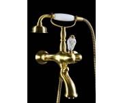 Смеситель для ванны Boheme Cristal 303-CRST