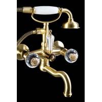 Смеситель для ванны Boheme Flora 313-FL