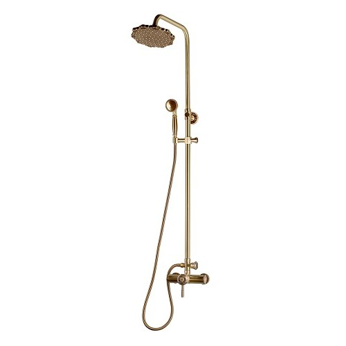 Душевая система Bronze de Luxe 10118/1R для душа