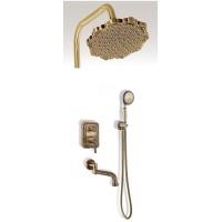Душевая система Bronze de Luxe 10137F для ванны и душа
