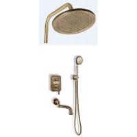 Душевая система Bronze de Luxe 10137R для ванны и душа