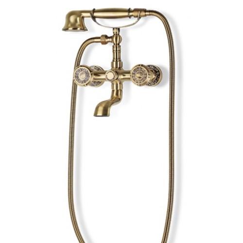 Смеситель Bronze de Luxe 10119 для ванны, бронза