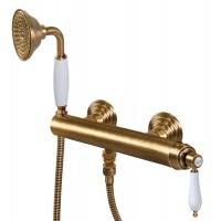 Смеситель Cezares Aphrodite APHRODITE-DDM-02-Bi для ванны бронза