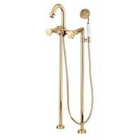 Смеситель Cezares Aphrodite APHRODITE-VDP-03/24 для ванны золото
