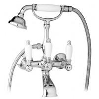 Смеситель Cezares First FIRST-VD-01-Bi для ванны хром