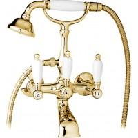 Смеситель Cezares First FIRST-VD-03-Bi для ванны золото