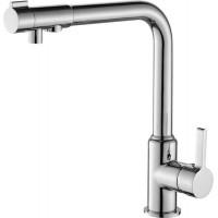 Смеситель Elghansa KITCHEN Pure Water 5698224 для кухни (для фильтра) хром
