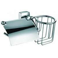 Fixsen FX-61309+10 Держатель для туалетной бумаги + держатель освежителя