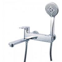 Смеситель Ganzer August GZ 07032 хром для ванны