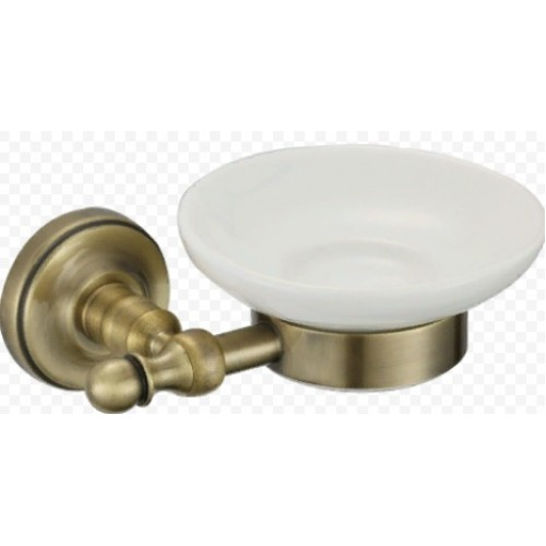 Ganzer GZ 31020D Настенная мыльница бронза