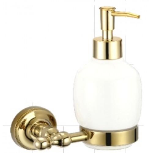Ganzer GZ 31021E Дозатор для жидкого мыла золото