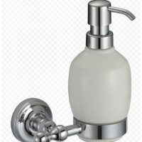 Ganzer GZ 31021 Дозатор для жидкого мыла хром