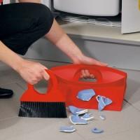 Комплект для уборки: совок и щетка Hailo 3203-05