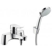 Смеситель Hansgrohe Metris HG-31422000 для ванны хром