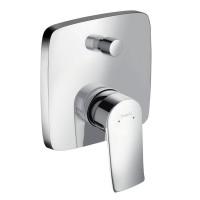 Смеситель Hansgrohe Metris HG-31454000 для ванны хром