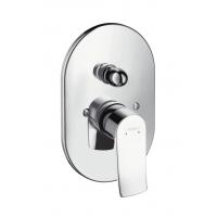 Смеситель Hansgrohe Metris HG-31484000 для ванны хром