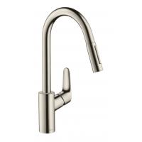 Смеситель Hansgrohe Focus HG-31815800 для кухни никель
