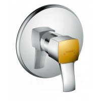 Смеситель Hansgrohe Metropol Classic HG-31365090 для душа хром/золото