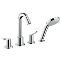 Смеситель Hansgrohe Talis HG-32314000 для ванны хром