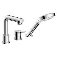 Смеситель Hansgrohe Talis S HG-72416000 для ванны хром