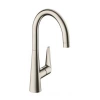 Смеситель Hansgrohe Talis S HG-72810800 для кухни никель