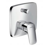 Смеситель Hansgrohe Logis HG-71407000 для ванны хром