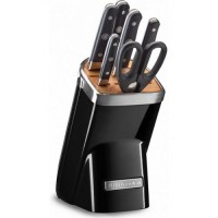 Набор ножей KitchenAid KKFMA07OB черный