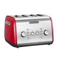 Тостер KitchenAid 5KMT421EER красный
