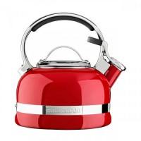 Чайник Kitchenaid KTEN20SBER красный, для плиты