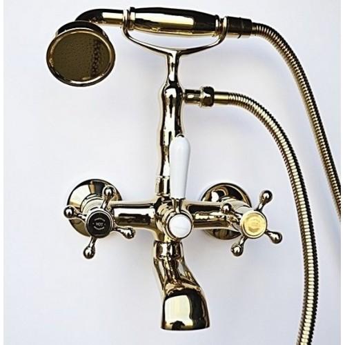 Смеситель Magliezza Classico 50106-1-do для ванны, золото
