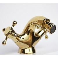 Смеситель на биде Magliezza Classico 50110-do (золото)