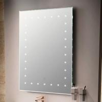 Зеркало MELANA MLN-LED001 для ванной с подсветкой