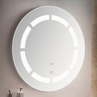 Зеркало MELANA MLN-LED084 для ванной с подсветкой