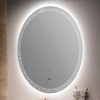 Зеркало MELANA MLN-LED088 для ванной с подсветкой
