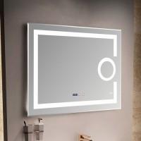 Зеркало MELANA MLN-LED090-1 для ванной с подсветк