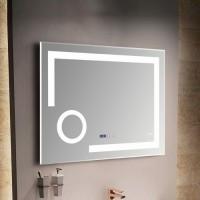 Зеркало MELANA MLN-LED090 для ванной с подсветкой