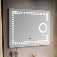 Зеркало MELANA MLN-LED093 для ванной с подсветкой