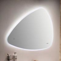 Зеркало MELANA MLN-LED055 для ванной с подсветкой